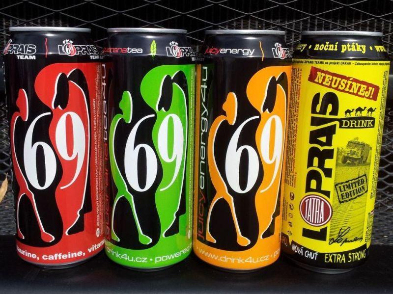 69ka má nové příchutě - Guarana Tea a Juicy Energy - Novinky ze ... c1deeaee9c