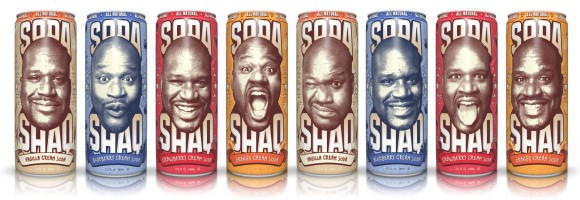 soda-shaq-arizona-cream-soda-vanilla-strawberry-blueberry-orange-shaqazona-shaquille-oneal-cans