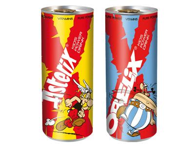 Soutěž o DVD s dětskými power drinky Asterix a Obelix - Novinky ze ... 8fe4a30685