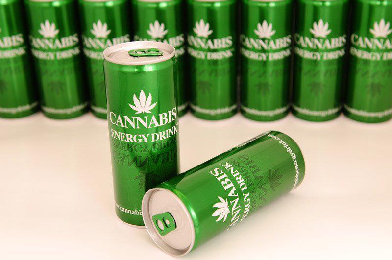 Český trh obohatí také konopný Cannabis Energy Drink - Novinky ze ... 629dc776e9