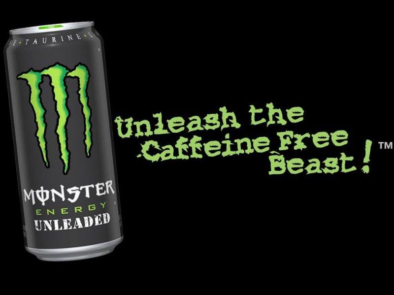 Monster Unleaded - Energy drink chutná dobře i bez kofeinu - Novinky ... da84363f24
