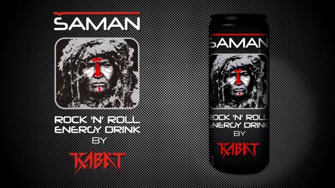 Rocková kapela Kabát představuje vlastní energy drink Šaman ... 38257076e4