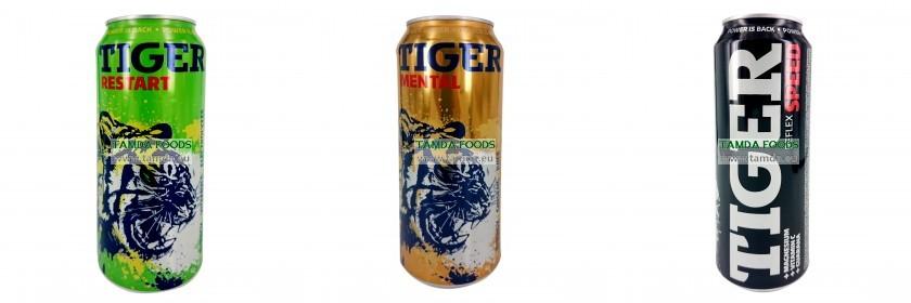 Tiger Restart Mental A Nov 253 Speed V Půllitru V Čr