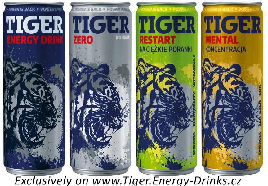Tiger Opět Měn 237 Design A Přid 225 V 225 Novou Funkčn 237 S 233 Rii